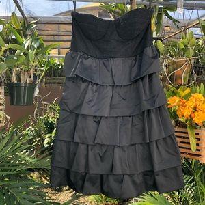 Charlotte Russe sleeveless black dress